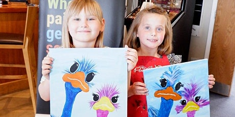 Two's Trouble - Family Brush Party - Ampthill tickets