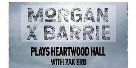 Morgan X Barrie  & Friends