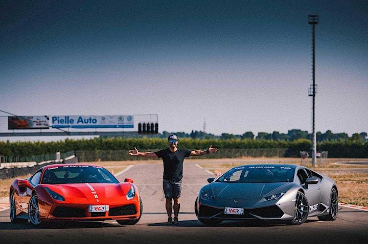 Immagine Guida una Ferrari o una Lamborghini all'Autodromo dell'Umbria a Perugia