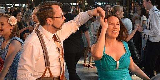 Worthing Lindy Hop Course - absolute beginners March/April 2020 (7 weeks with free warm up lesson).