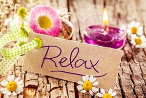 Relax, Reset, and Recharge