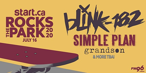 Blink 182, Simple Plan, Grandson