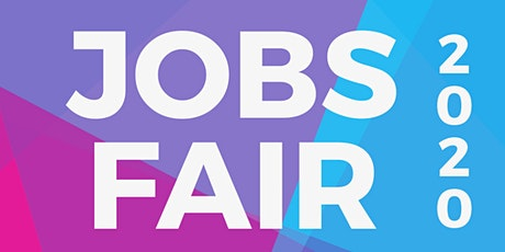 JOBS FAIR 2020 Organised by NPT Communities for Work Plus tickets