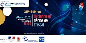 Marianne de Cristal - 25° Edition - Soirée de Gala -...
