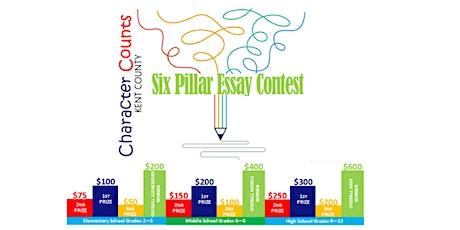 Six Pillar Essay Contest Awards Ceremony tickets