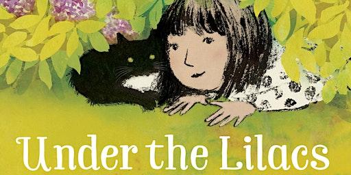 E. B. Goodale: UNDER THE LILACS Book Party