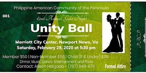 2020 PACP Unity Ball