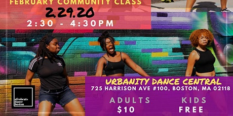 February Community Class 2/29/2020 tickets