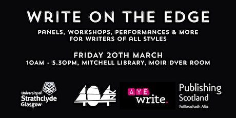 Write on the Edge tickets