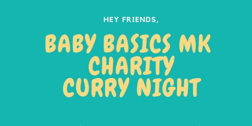 Baby Basics MK Curry night
