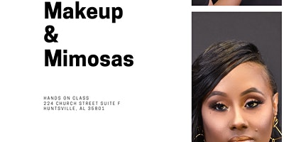 Makeup & Mimosas Hands on Class