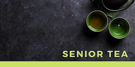 Senior Brunch & Tea tickets