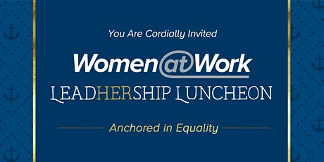 Women at Work Annual Luncheon tickets