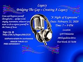 Legacy - Spoken Word