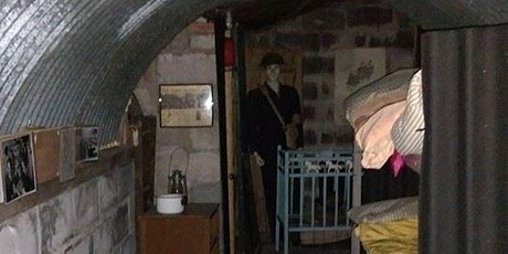 1940's War Museum Ghost Hunt- Swansea- £29 P/P tickets