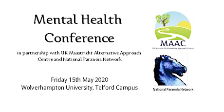 Non-medicalised approaches to mental health and a celebration of recovery tickets
