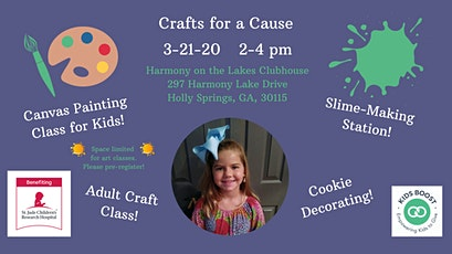 Crafts for a Cause tickets