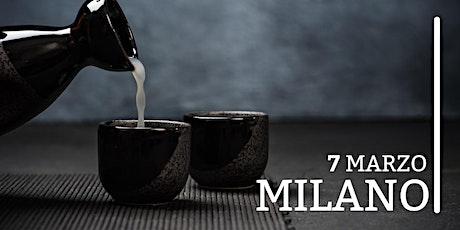 Introduzione al Sake Marzo 2020 - Milano biglietti