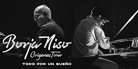 Tributo a Ludovico Einaudi con BORJA NISO en Valladolid entradas