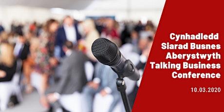 Cynhadledd Siarad Busnes - Talking Business Conference Tickets