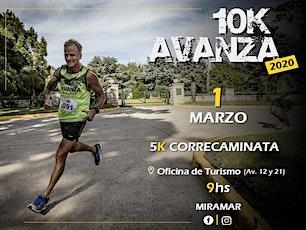 10K AVANZA 7ma Edición entradas