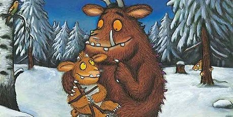 Family Yoga - The Gruffalo's Child tickets