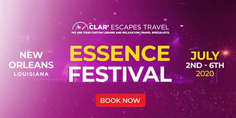 2020 Essence Festival Hotel & Party Packages, Concert Tickets tickets