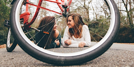 Inspiration, advice & support for girls and women who want to cycle.