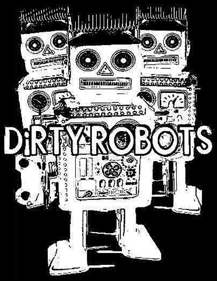 Sponge ~ Desoto Jones ~ DiRTY ROBOTS image