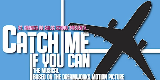 Catch Me If You Can - April 16