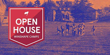 CANCELED: Open House - WinShape Camps at Gardner-Webb  tickets
