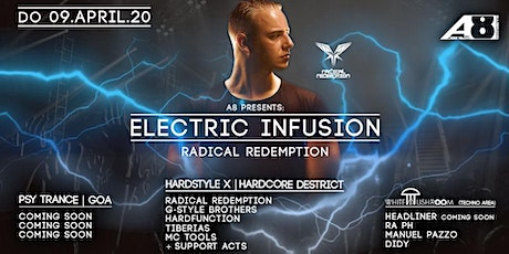 Electric Infusion Tickets