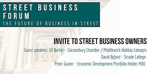 Street Business Forum