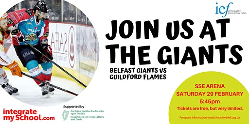 IMS Family Event: Belfast Giant vs Guildford Flames