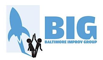 WORKSHOP: $15 Adult Intro to Improv Workshop