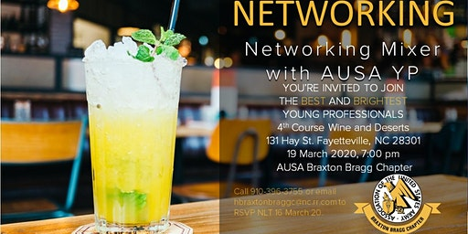 AUSA Young Professionals Networking Mixer