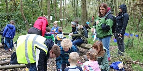 Nature Tots at Christmas tickets