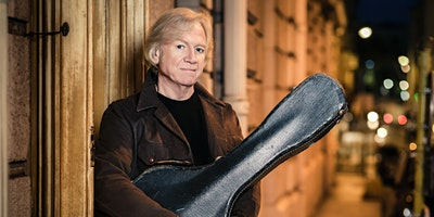 Justin Hayward – Nights featuring Mike Dawes – NEW DATE