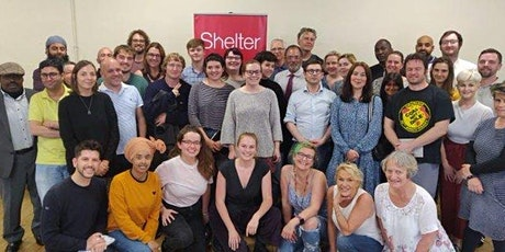 Shelter Greater Manchester Mayoral Assembly tickets