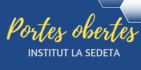 JPO Institut La Sedeta B2020- Visita Centre entradas