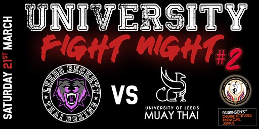 University Fight Night 2