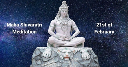 Maha Shivaratri Meditation Tickets