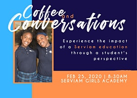 Coffee & Conversations with Scholars