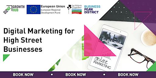 Digital Marketing for High Street Businesses