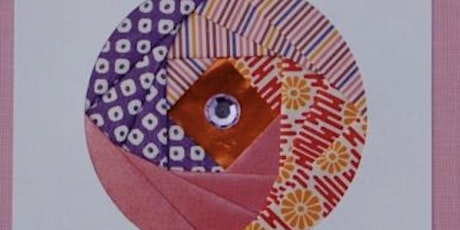 Greeting Cards with Iris Folding Technique tickets