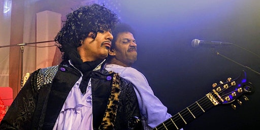 TRIBE FEST FRIDAY with Tom Jones & Prince (Tribute)