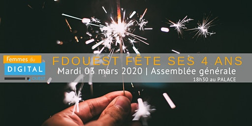 FDOuest | Assemblée générale 2020