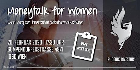 Kopie von Moneytalk for Women Tickets