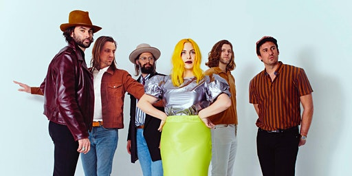 The Head And The Heart - Living Mirage Tour with Margo Price