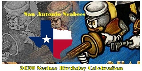 2020 San Antonio Area Seabee Birthday Celebration tickets